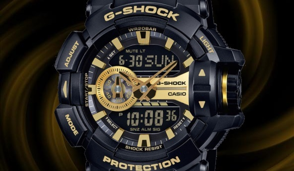 Casio GA-400GB-1A9ER G-Shock (GA-400GB-1A9)