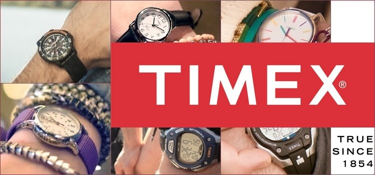 Timex watches adv