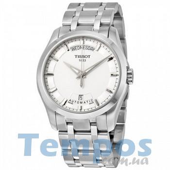 52c53b30885b Tissot Couturier - Купить часы в интернет магазине Tempos.com.ua ...